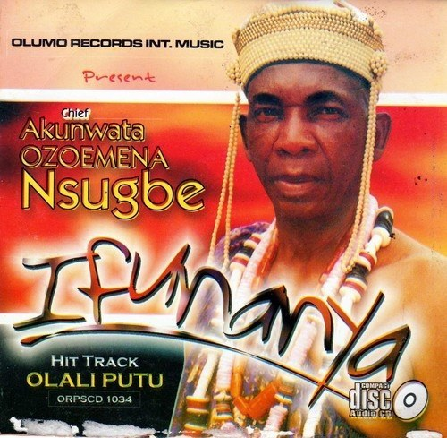 CD - Ozoemena Nsugbe - Ifunanya - Audio CD