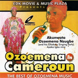 CD - Ozoemena Nsugbe - In Cameroun - Audio CD