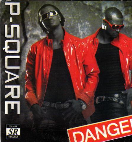 P Square - Danger - Audio CD