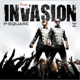 CD - P-Square - The Invasion - Audio CD