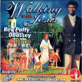 CD - Patty Obassey - Walking With Jesus - CD
