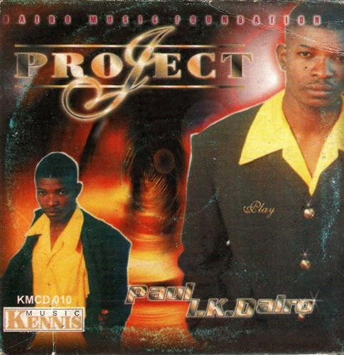 CD - Paul Dairo - Project - Audio CD