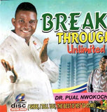CD - Paul Nwokocha - Breakthrough Unlimited - CD
