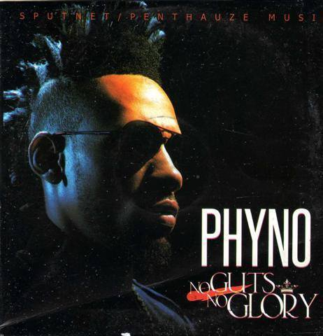 Phyno - No Guts No Glory - CD