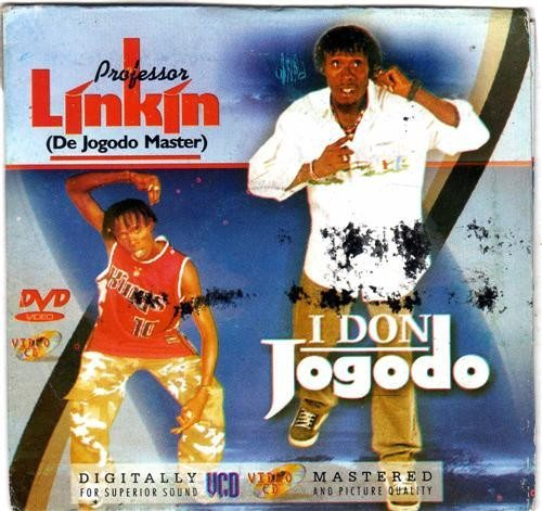 CD - Professor Linkin - I Don Jogodo -  Video CD