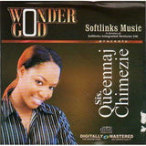 CD - Queennaj Chimezie - Wonder God - Audio CD