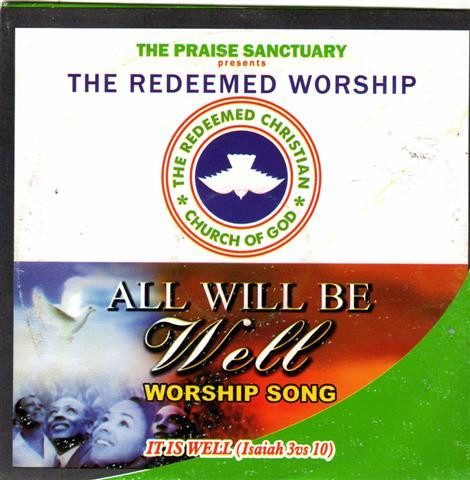 CD - RCCG - All Will Be Well - Audio CD