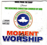 CD - RCCG - Moment Of Worship - CD