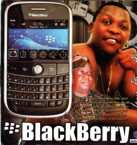 CD - Remi Aluko - Blackberry - Audio CD