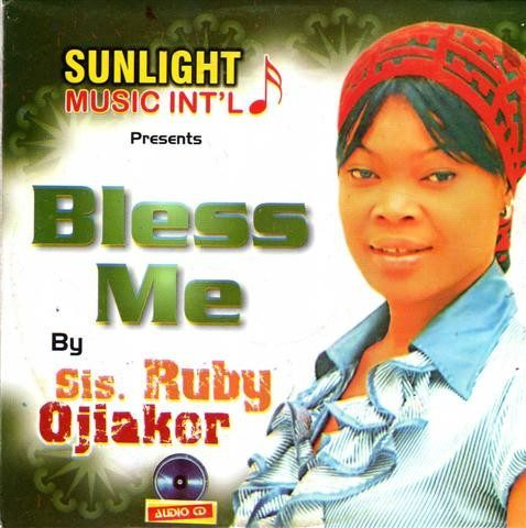 Ruby Ojiakor - Bless Me - CD