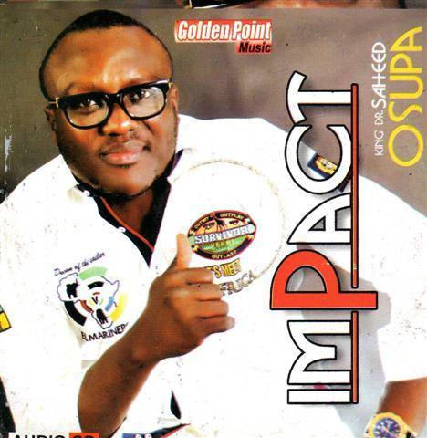 Saheed Osupa - Impact - Audio CD