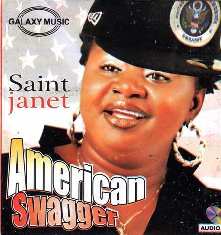 CD - Saint Janet - American Swagger - Audio CD