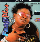 CD - Saint Janet - Faaji Plus - Audio CD