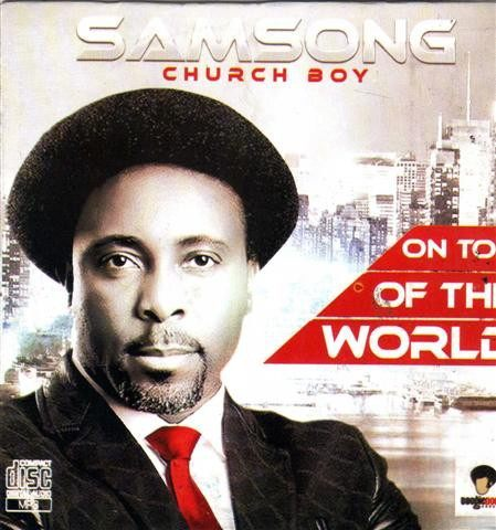 Samsong - On Top Of The World - Audio CD