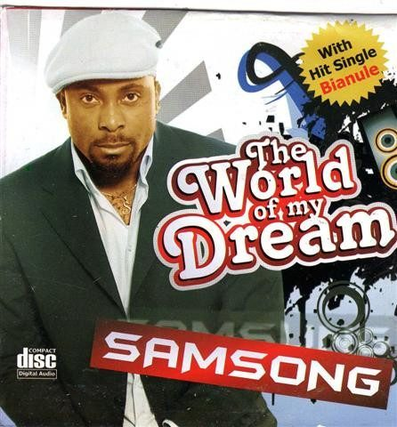 Samsong - The World Of My Dream - Audio CD