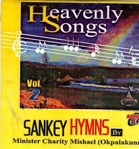 Sankey Hymns - Heavenly Song 2 - Audio CD - African Music Buy