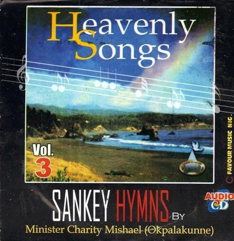 Sankey Hymns - Heavenly Song 3 - Audio CD - African Music Buy