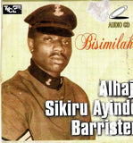 Sikiru Barrister - Bisimilahi - CD - African Music Buy