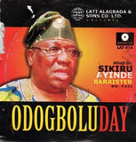 CD - Sikiru Barrister - Odogbolu Day - CD