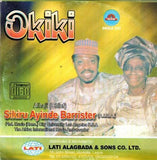 Sikiru Barrister - Okiki - Audio CD - African Music Buy