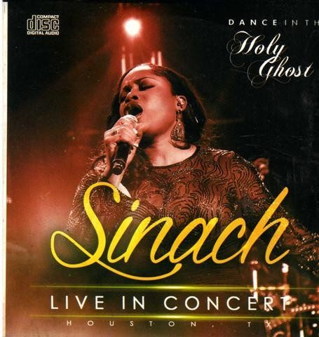 Sinach - Dance In The Holy Ghost - CD