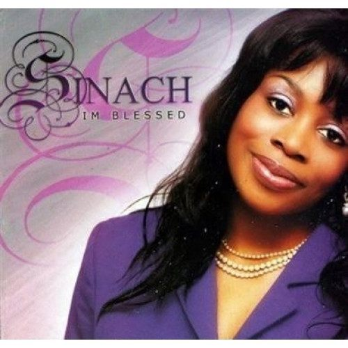 CD - Sinach - I Am Blessed - Audio CD