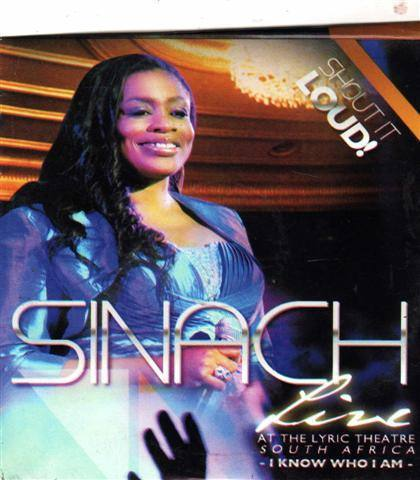 Sinach - Shout It Loud - Audio CD