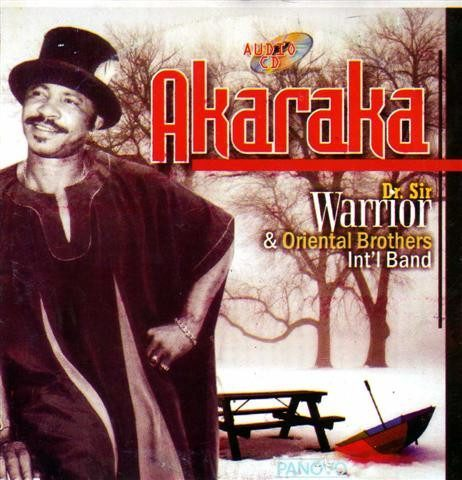 Sir Warrior.Oriental - Akaraka - CD