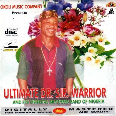 Sir Warrior.Oriental - Anyi Ga Ebi - CD