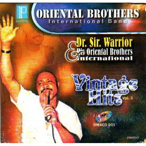 Sir.Warrior.Oriental - Vintage Hits Vol 2 - CD
