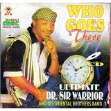 CD - Sir Warrior.Oriental - Who Goes There - CD