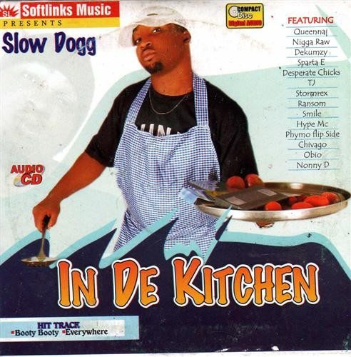 CD - Slow Dogg - In The Kitchen - CD