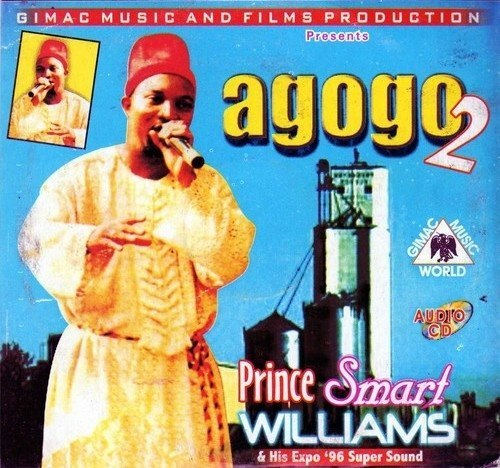 CD - Smart Williams - Agogo Vol 2 - Audio CD