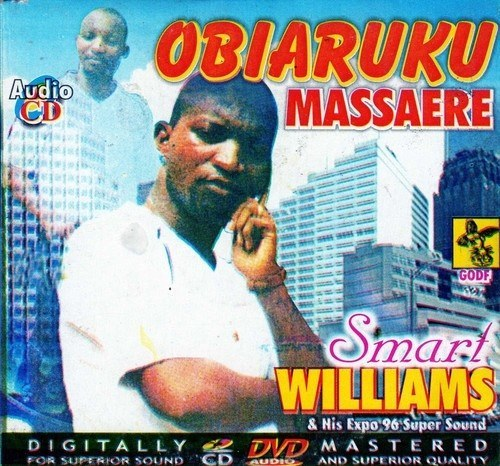 CD - Smart Williams - Obiaruku Massaere - CD