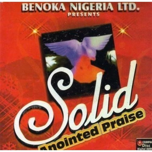 CD - Solid Anointed Praise - Audio CD
