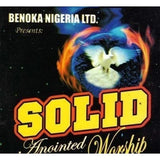 CD - Solid Anointed Worship - Audio CD