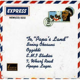 Sonny Okosuns - Papa's Land - Audio CD - African Music Buy