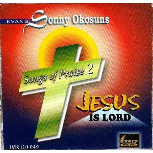 CD - Sonny Okosuns - Songs Of Praise 2 - CD