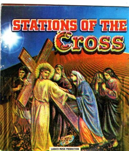 CD - Stations Of The Cross - Audio CD