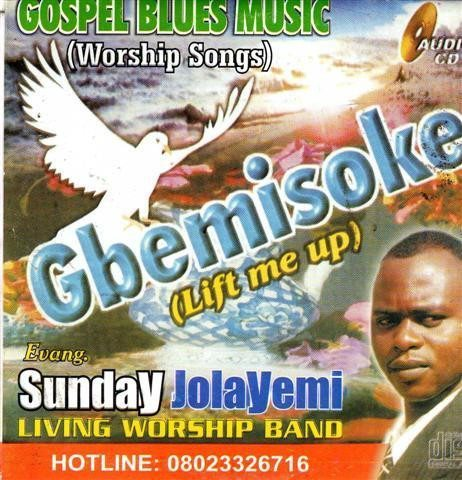 CD - Sunday Jolayemi - Gbemisoko - CD