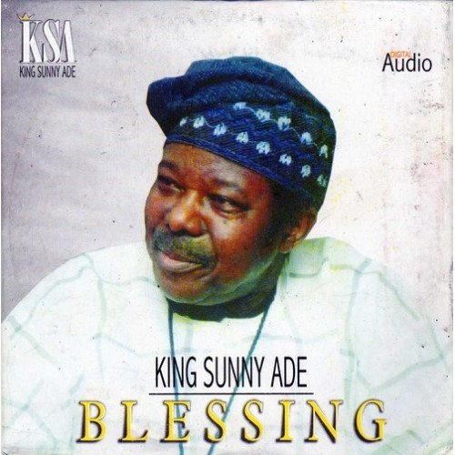 Sunny Ade - Blessing - CD