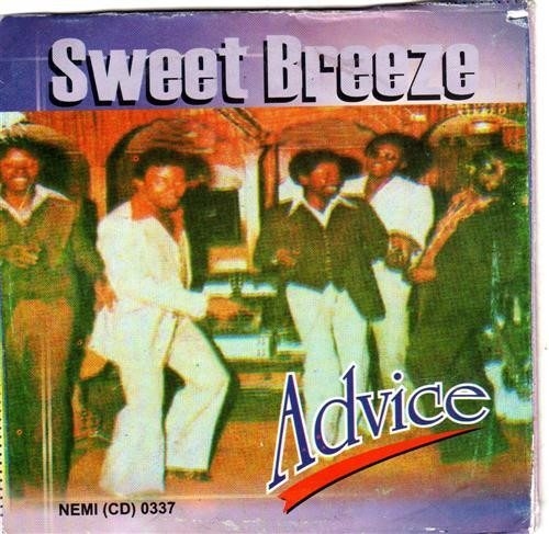 Sweet Breeze - Advice - Audio CD