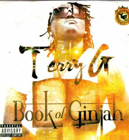CD - Terry G - Book Of Ginger - CD