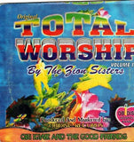 CD - The Zion Sisters - Total Worship Vol 1 - CD