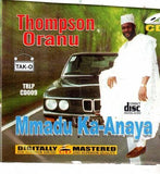 CD - Thomson Oranu - Mmadu Ka Anaya - CD