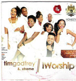 CD - Tim Godfrey & Xtreme - I Worship - CD