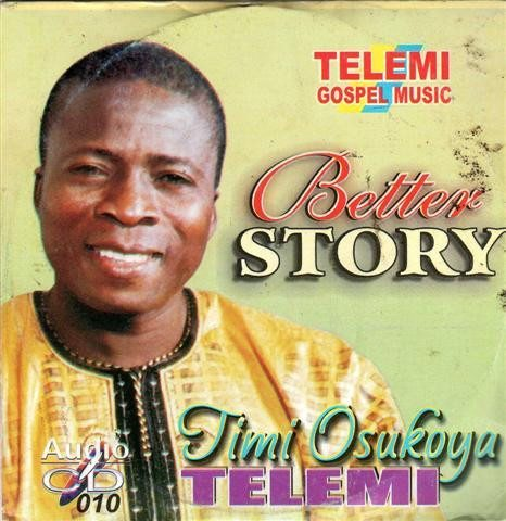 Timi Telemi - Better Story - CD - African Music Buy