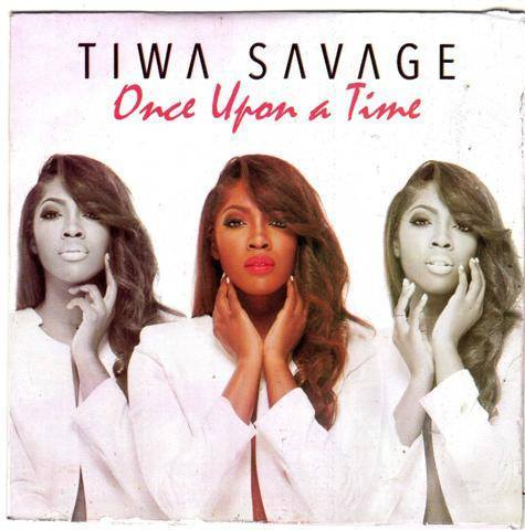 Tiwa Savage - Once Upon A Time - CD
