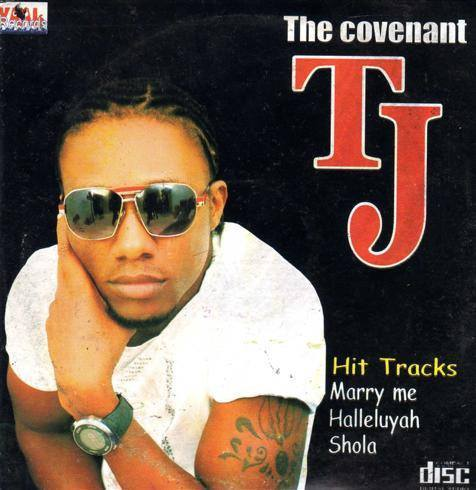 CD - Tj - The Covenant - Audio CD