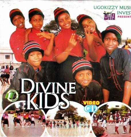 CD - Ugokizzy Music - Divine Kids - Video CD